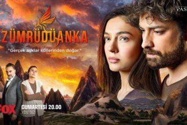 Турецкий сериал Изумрудный Феникс / Zümrüdüanka 2020 — описание героев, актеры