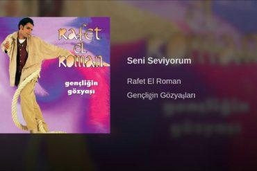Rafet El Roman - Seni Seviyorum перевод на русский, текст песни.